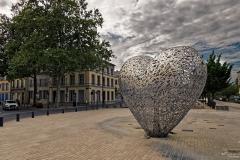 Le cœur de Troyes